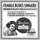 Female Blues Singers Vol. 9 H (1923-1930)