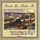 Field Recordings Vol. 15  1941-1942