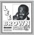 Lee Brown (1937-1940)
