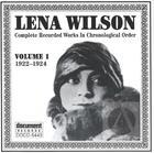 Lena Wilson Vol. 1 (1922-1924)