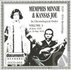 Memphis Minnie & Kansas Joe Vol. 1 (1929-1930)