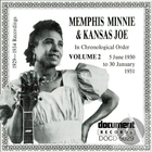Memphis Minnie & Kansas Joe Vol. 2 (1930-1931)