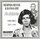 Memphis Minnie & Kansas Joe Vol. 4 (1933-1934)