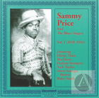 Sammy Price and the Blues Singers Vol 1 1938-1941