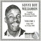 Sonny Boy Williamson Vol. 1 (1937-1938)