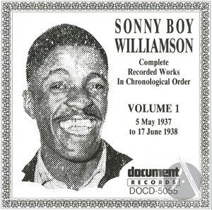 Sonny Boy Williamson Vol. 1 (1937-1938)
