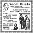 Vocal Duets (1924-1931)