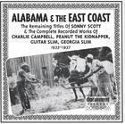 Alabama & The East Coast (1933-1937)