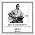 Peetie Wheatstraw Vol. 1, 1930-1932