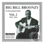 Big Bill Broonzy In Chronological Order, Vol. 2