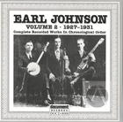 Earl Johnson: Complete Recorded Works In Chronological Order, Vol. 2