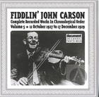 Fiddlin' John Carson: Complete Recorded Works In Chronological Order, Vol. 5