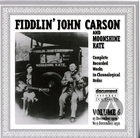 Fiddlin' John Carson: Complete Recorded Works In Chronological Order, Vol. 6