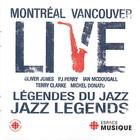 Live Jazz Legends