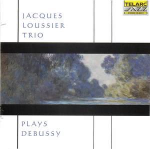 Jacques Loussier Trio Plays Debussy