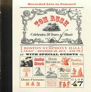 Tom Rush Celebrates 50 Years of Music