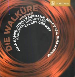 Die Walkure, Valery Gergiev (CD 3)