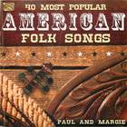 40 Most Popular American Folk Songs (CD 2)