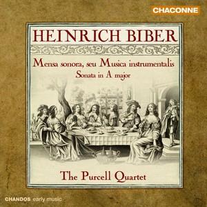 Mensa sonora, seu Musica instrumentalis/Sonata in A major