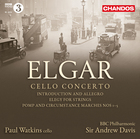 Cello Concerto/ Introduction and Allegro/ Elegy for Strings/ Pomp and Circumstance Marches Nos. 1-5