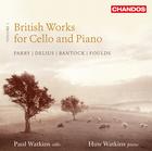 British Works for Cello and Piano, Volume 1