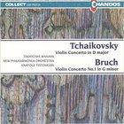 Tchaikovsky|Bruch: Violin Concertos