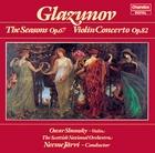 Glazunov: The Seasons Op. 67|Violin Concerto Op. 82