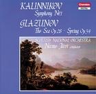 Kalinnikov: Symphony No. 1 | Glazunov: The Sea Op. 28 and Spring Op. 34