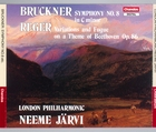 Bruckner: Symphony No. 8 in C minor | Reger: Variations and Fugue on a Theme of Beethoven Op. 86