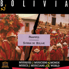 Bolivia: Panpipes