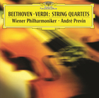 Beethoven, Verdi: String Quartets