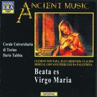 Beata es Virgo Maria
