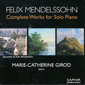 Complete Works For Solo Piano (CD 5-8)