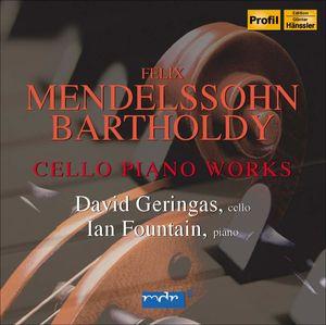 Cello Piano Works