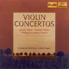 Haydn, J.: Violin Concerto in G Major / Haydn, M.: Violin Concerto in B-Flat Major / Mozart: Adagio