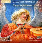 Messa a quattro voci et salmi of 1650, Vol. II