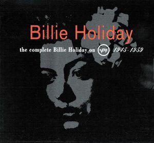 The Complete Billie Holiday On Verve 1945 - 1959 (CD 7-10)