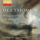 String Quartets, Op. 18, Nos. 4-6