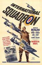 International Squadron (1941): Shooting script
