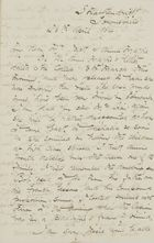 Letter from Ellie Love Macpherson to Robert and Maggie Jack, April 26, 1884