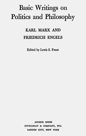 Basic Writings on Politics and Philosophy