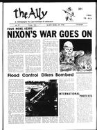 Ally: A Newspaper for Servicemen, The Ally no. 42, October 1972