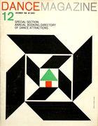 Dance Magazine, Vol. 34, no. 12, December, 1960