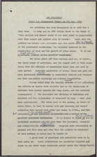 Air Pollution - Brief for Adjournment Debate on 8th May, 1953