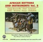 African Rhythms and Instruments Vol. 2