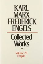 Karl Marx, Frederick Engels: Collected Works, vol. 25, Frederick Engels: Anti-Dühring, Dialects of Nature