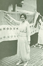 Biographical Database of Militant Woman Suffragists, 1913-1920