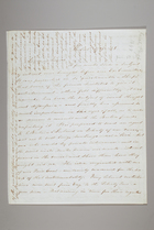 Letter from Sarah Pugh to Maria Weston Chapman, January 29, 1848