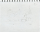 Back the Night: Idea sketch