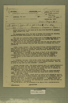 Border Developments in the Huleh and El Auja Areas Reported by Jerusalem Post, October 3-10, 1953